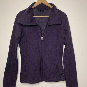 Tuff Athletics   Zip-Up Sweatshirt   Small